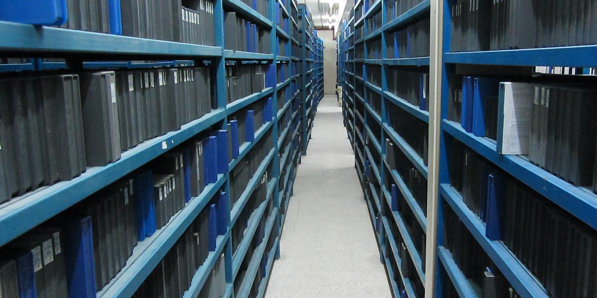archiv-gang-blau